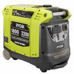 Prenosni agregat Ryobi 2200 je enostaven za uporabo