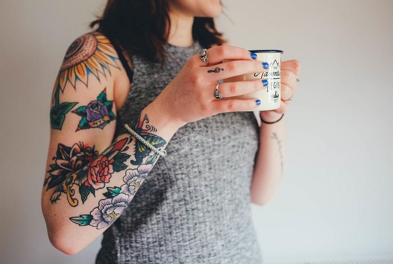 Krema za nego tetovaže bo kožo odlično zaščitila