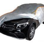 Avtomobil zaščitite s cerado proti toči in prihranite
