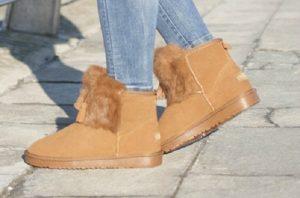 Ženski čevlji z visoko platformo