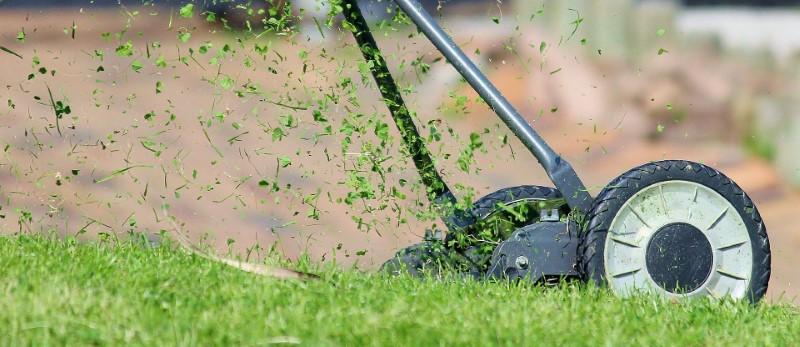 Urejanje okolice - košenje trave